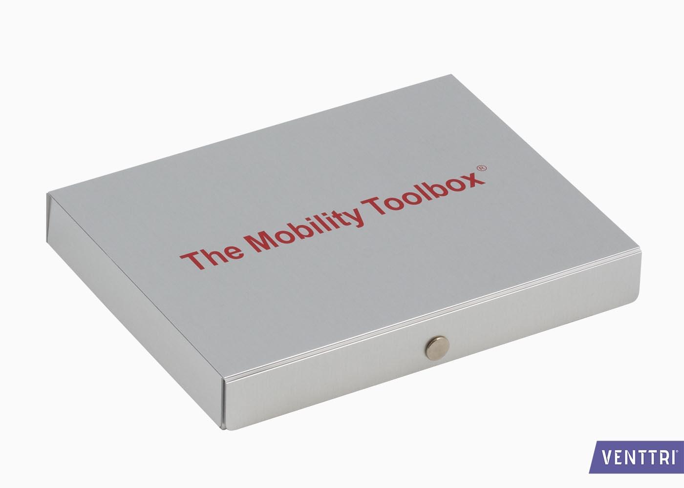 Presentatiebox aluminium 1