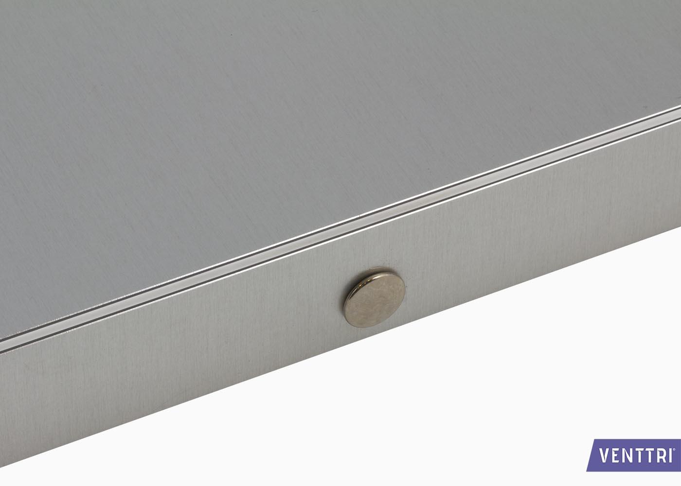 Presentatiebox aluminium 5