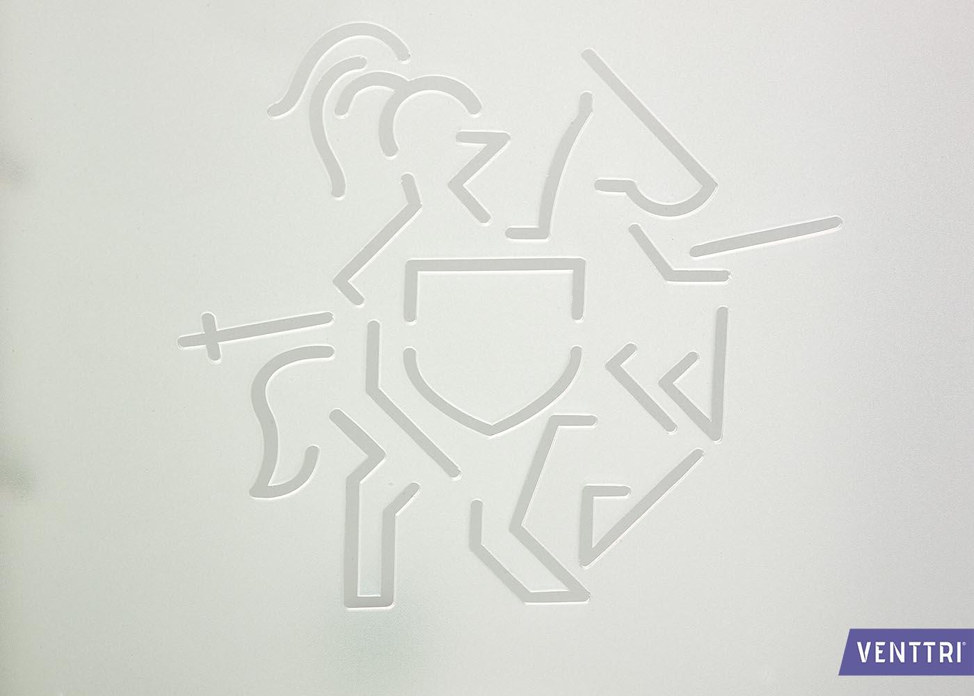 Ringband met contourplot 2