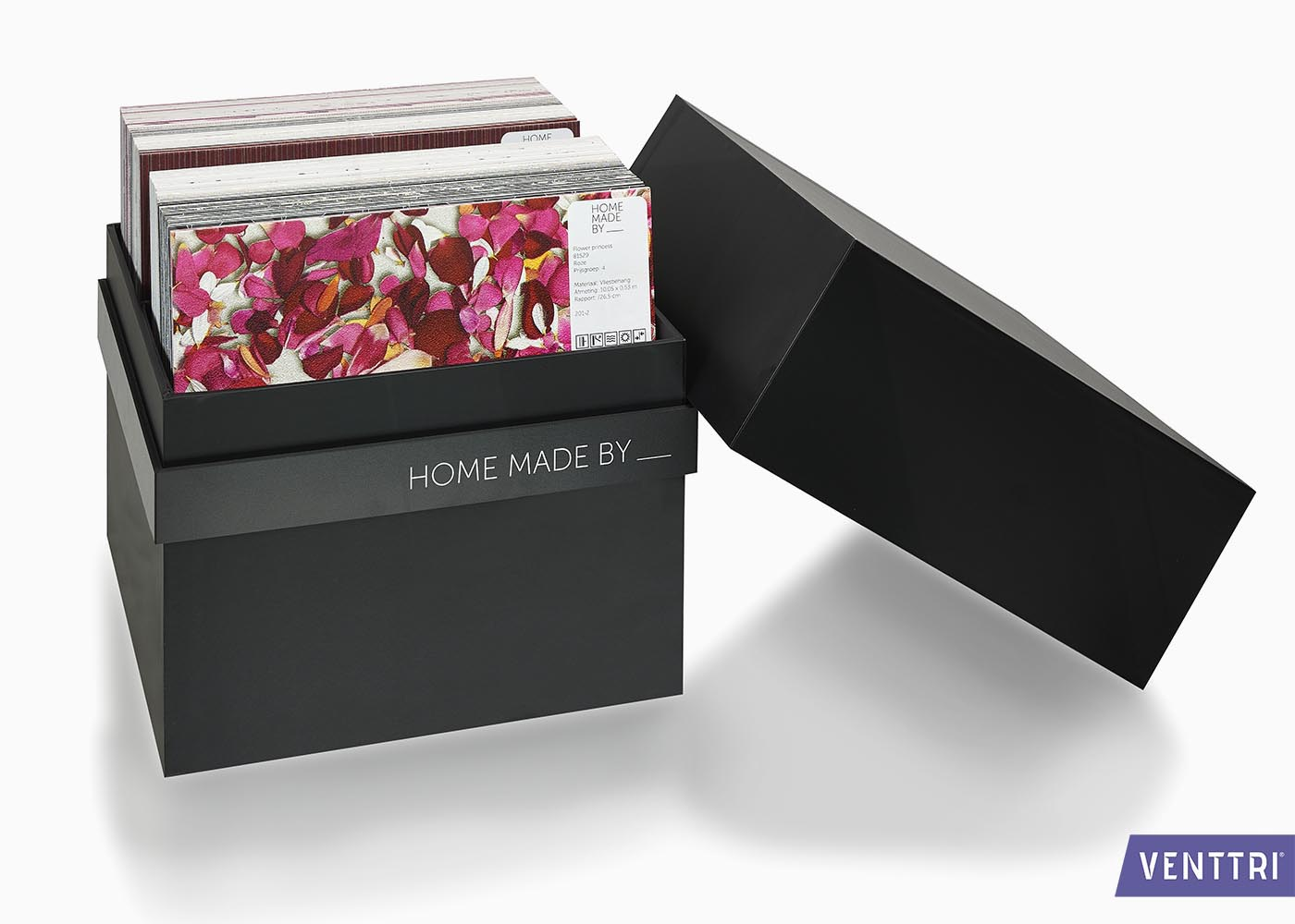 Robuuste collectiebox MDF 2