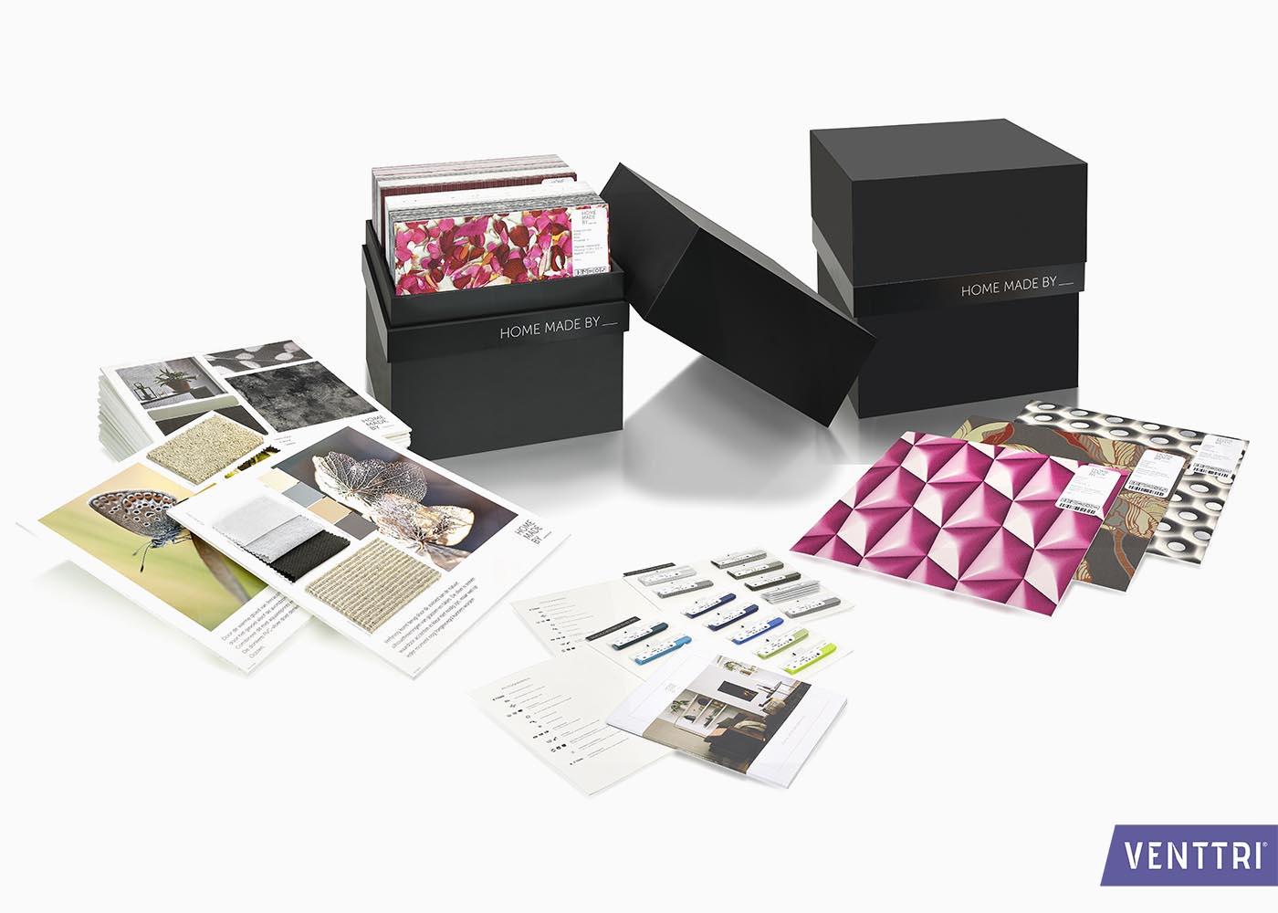 Robuuste collectiebox MDF 7