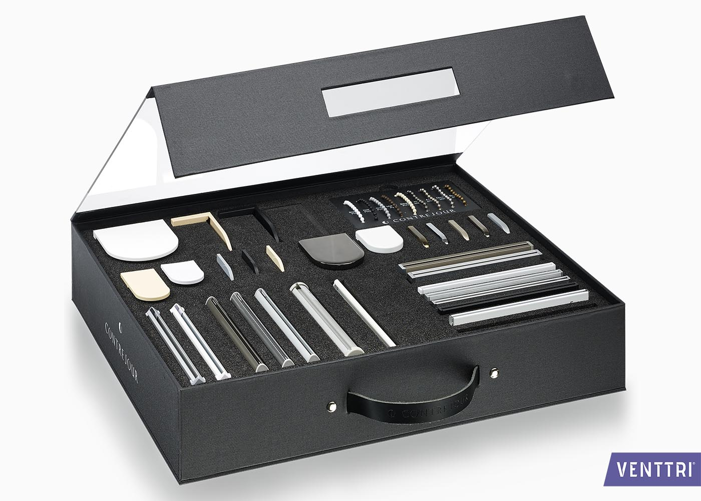 Large presentation box with lid