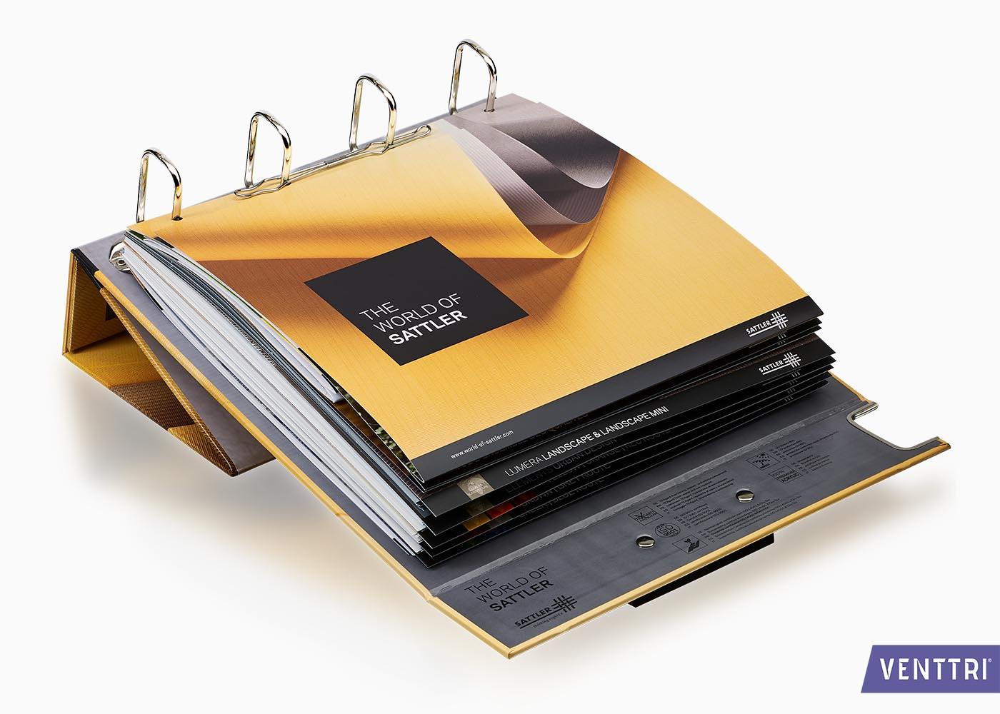 stalenboek met staander 2